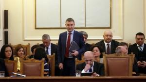 Властта одобри новия дълг с внушително мнозинство