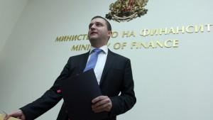 Горанов: Бюджет 2015 отговаря на изискванията