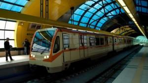 Китайска компания с интерес към третия лъч на метрото
