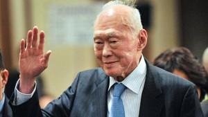 """Отиде си бащата на """"сингапурското икономическо чудо"""""""