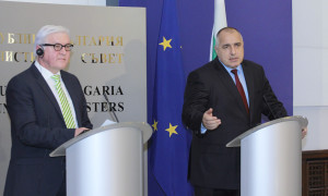 Франк-Валтер Щайнмайер: има потенциал за засилване на сътрудничеството с България