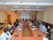 министър Седларски с представители на социалното предприемачество у нас